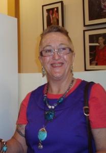 Broken Hill artist Karrie Lannstrom
